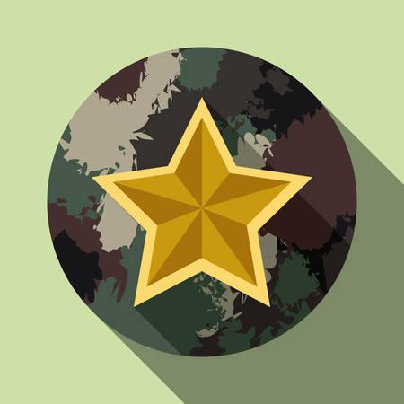forces: Military forces design, vector illustration eps 10.