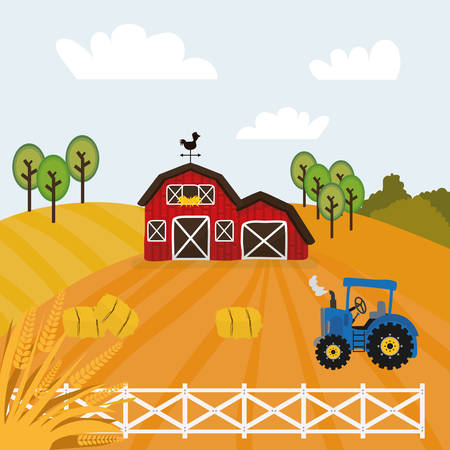 farm fresh: Farm fresh design, vector illustration eps 10.