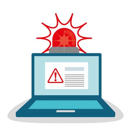 security system: Security system design, vector illustration eps 10.
