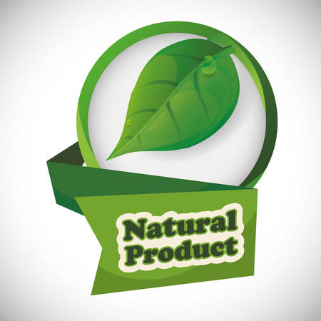 fresh food: Natural product digital design, vector illustration 10 eps graphic Illustration