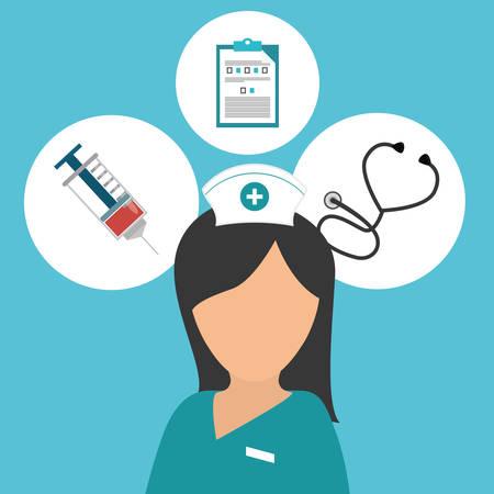 Gezondheidszorg digitaal ontwerp, vector illustratie 10 eps grafische Vector Illustratie