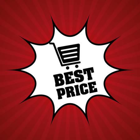 offerta speciale: Speciale etichetta offerta concetto con icone di vendita, illustrazione grafica vettoriale. Vettoriali