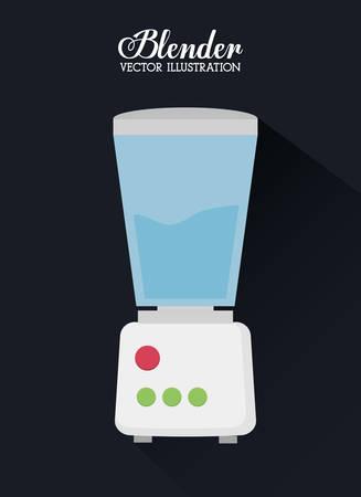 appliances: Technology home appliances design Illustration