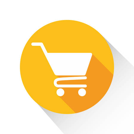 ecommerce icons: Shopping and ecommerce graphic design with icons, vector illustration. Illustration