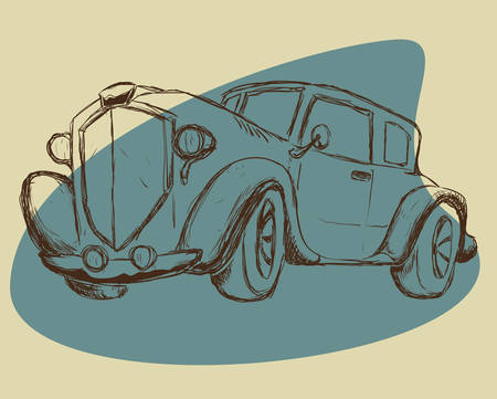 transporter: Transportation concept with cars design, vector illustration 10 eps graphic. Illustration