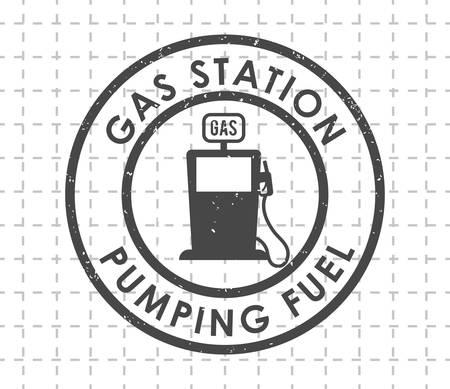 petroleum: Petroleum concept with price icons design