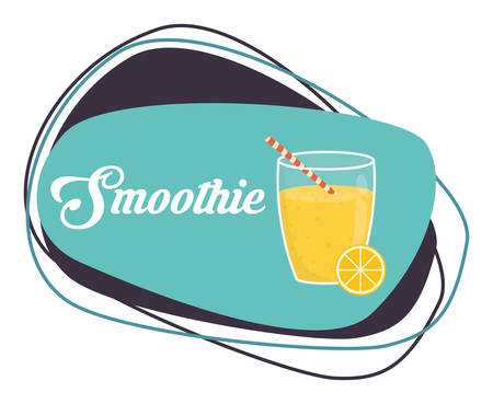 her: Smoothie concept with her own glass design