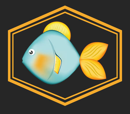 sea life: sea life  concept with fish design