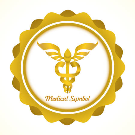 urgent care: Medical care concept with healthy icons design