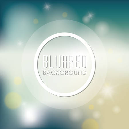 urban background: Blurre background graphic design, vector illustration eps10