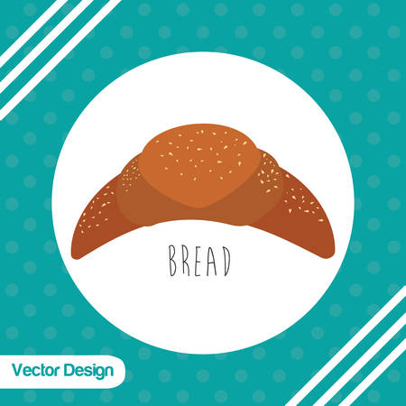 food dish: Breakfast concept with food icon design, vector illustration 10 eps graphic.