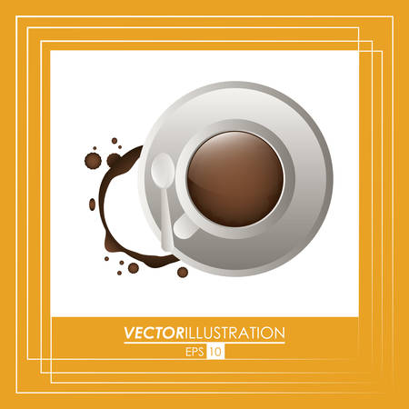 chocolate truffle: Chocolate concept with menu icon design, vector illustration 10 eps graphic. Illustration