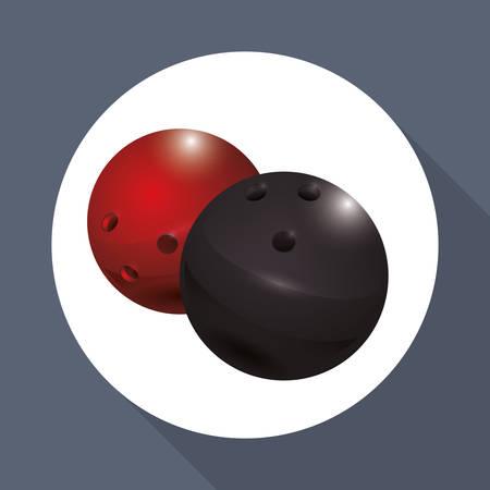 pursuit: Sport concept with icon design, vector illustration 10 eps graphic.