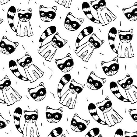 zorrillo: concepto animal con el diseño de iconos de dibujos animados, ilustración vectorial eps 10 gráfico.