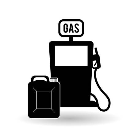 petrochemical: Oil industry icon concept with icon design, vector illustration 10 eps graphic. Illustration