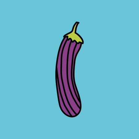cucumber: cucumber concept with icon design, vector illustration 10 eps graphic. Illustration