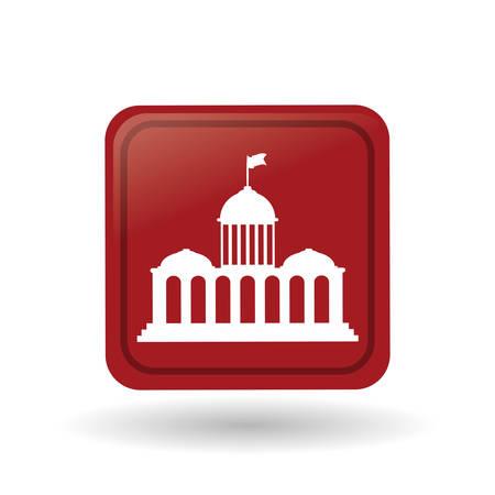presidental: vote concept with icon design, vector illustration 10 eps graphic. Illustration