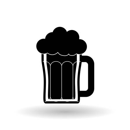 drink  concept with icon design, vector illustration 10 eps graphic.