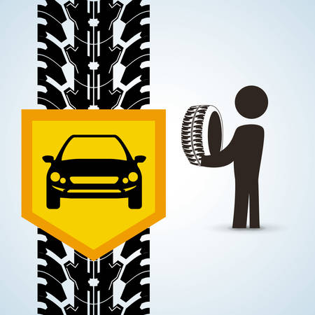 adjustment: Repair concept with icon design, vector illustration 10 eps graphic.