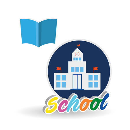 education concept: Education concept with icon design, vector illustration 10 eps graphic.