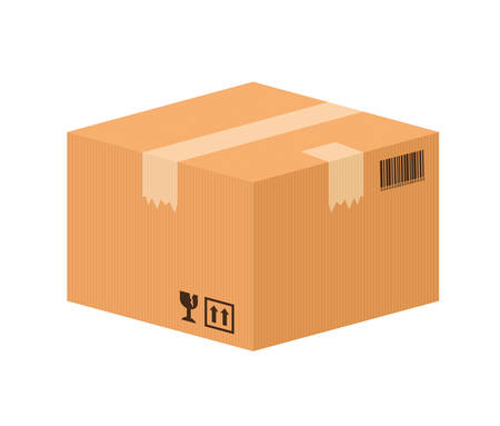 Delivery concept with icon design, vector illustration 10 eps graphic. Vektorové ilustrace