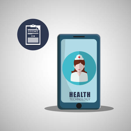 health care concept: Health care concept with icon design, vector illustration 10 eps graphic.
