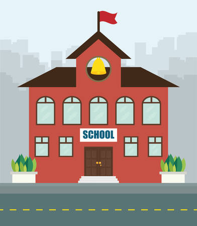 hometown: Home digital design, vector illustration eps 10. Illustration