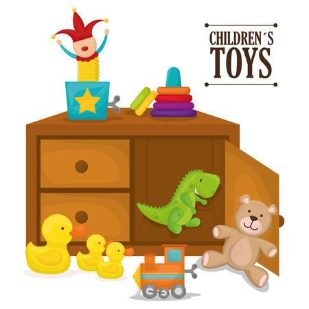 114,491 Children Toys Stock Vector Illustration And Royalty Free ...