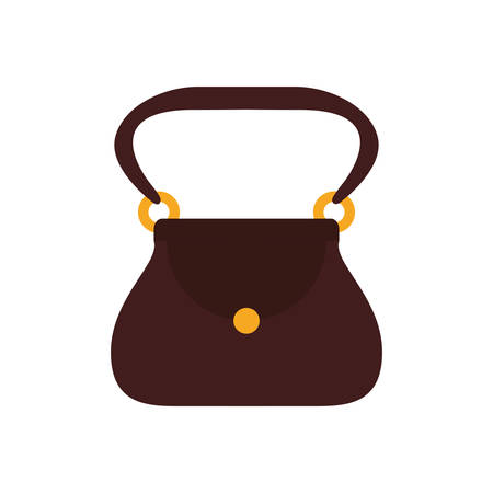 accesory: purse payment accesory shopping icon. Isolated and flat illustration. Vector graphic