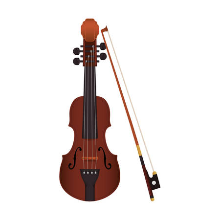 string instrument: cello string instrument music icon. Isolated and flat illustration. Vector graphic