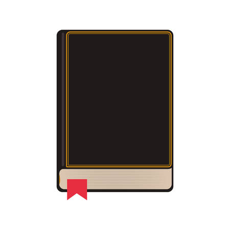 belief: bible book god belief religion hope icon. Isolated and flat illustration. Vector graphic Illustration