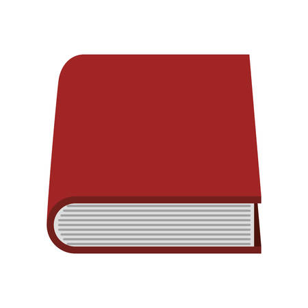 learing: book reading learing school icon. Isolated and flat illustration. Vector graphic Illustration