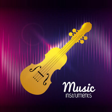 cellos: cello music sound instrument icon. Flat and Colorful illustration. Vector illustration