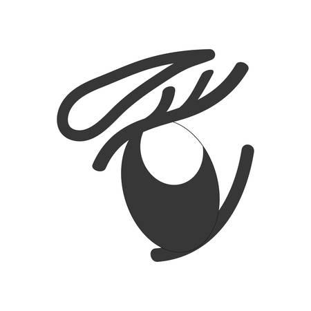 eyelid: cute eyes cartoon isolated icon vector illustration design