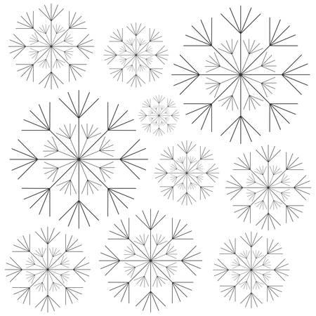 dandelion seed: dandelion seed decoration icon vector illustration design