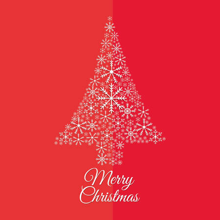 title emotions: Merry christmas card icon vector illustration graphic design