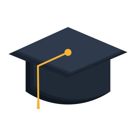 commencement: graduation student hat