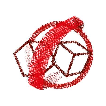 sugar free guarantee seal vector illustration design Illustration