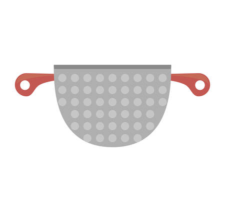 cookware: kitchen cookware pot tool vector illustration eps 10 Illustration