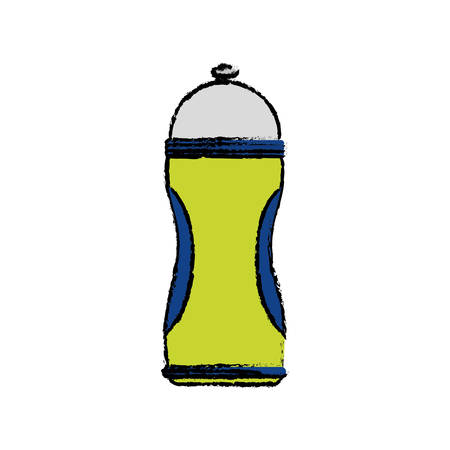 Thermo sport bottle icon vector illustration graphic design
