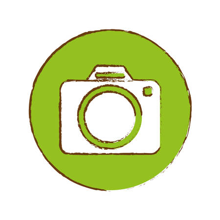 thumbnail: photographic camera thumbnail icon image vector illustration design Illustration