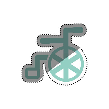 charity collection: Medical healthcare service icon vector illustration graphic design