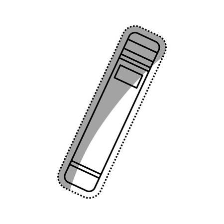 Book library education icon vector illustration graphic design Illustration