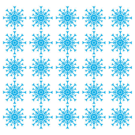 backgrouns: Snowflake winter symbol icon vector illustration graphic design