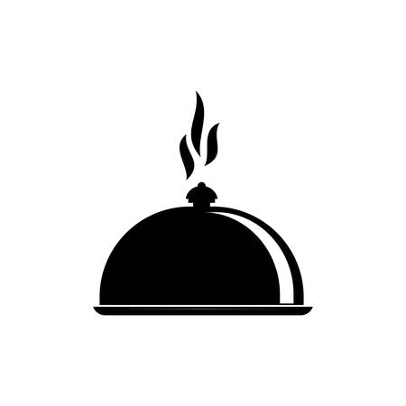 Restaurant dish dome icon vector illustration graphic design Illustration