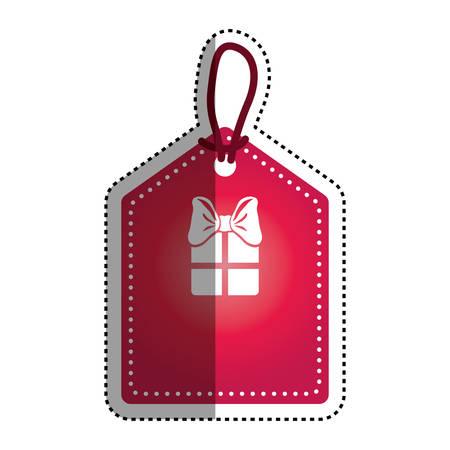 Christmas decorative symbol icon vector illustration graphic design Illustration
