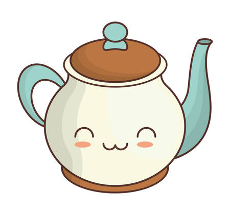 teapot  icon image vector illustration design Illustration