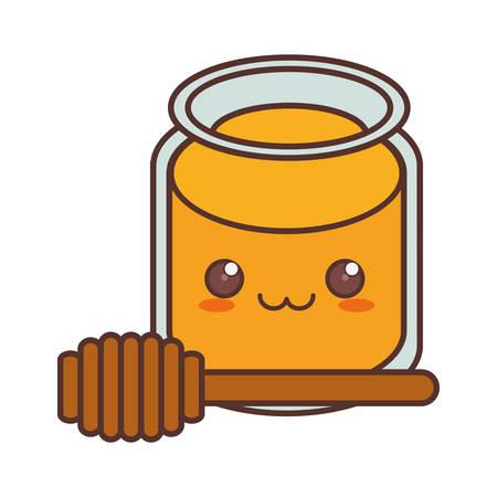 honey icon image vector illustration design