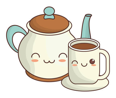 teapot icon image vector illustration design