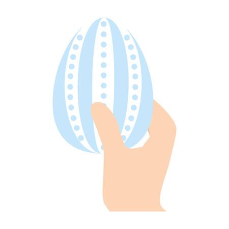 hand hing easter egg